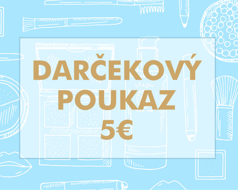 Darčekový poukaz 5€