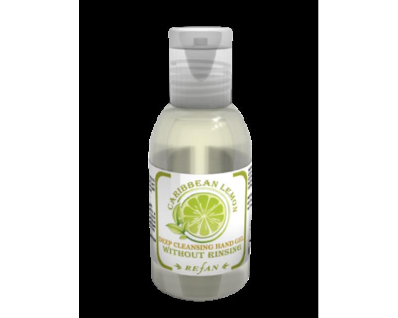 Čistiaci gel na ruky Karibský citrón
