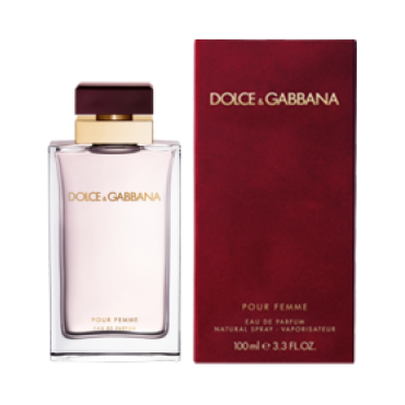 Dolce Gabbana pour Femme / Dolce Gabbana 50ml EDP