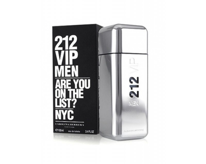 212 VIP / Carolina Herrera  men 50ml EDT