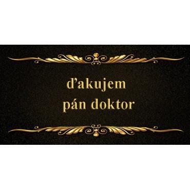 Etiketa doktorovi