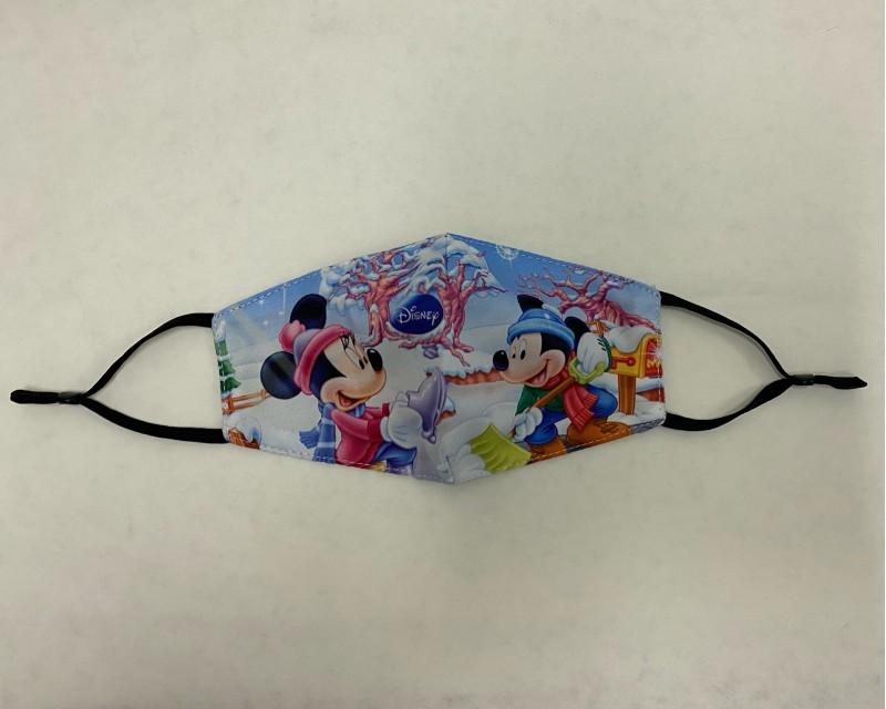 Detské rúško Mickey Mouse 1